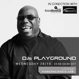 Carl Cox - Pioneer DJ's Playground