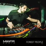Mantis Radio 186 + Forest People