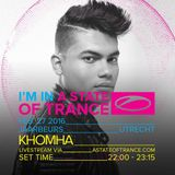 Khoma  – Live @ A State Of Trance Festival, Mainstage (Utrecht, Netherlands) – 27-FEB-2016