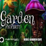 Primal - Mystical Garden live @ Rebel Garden Cafe (2015-05-08)