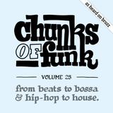 Chunks of Funk vol. 25: Simon Maverick, Crazy Godz, Maribou State, KRS-one, Sergio Mendes, Meems, …