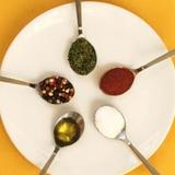 Los 5 sabores en Gusto y Sabor
