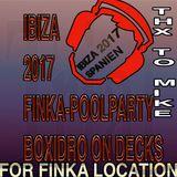 Part1 IBIZA FINKA POOLPARTY @MIKES LA CASA PARTY BOXIDRO ON TUNES