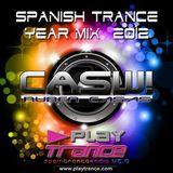 CASW! - SPANISH TRANCE YEAR MIX 2012  Playtrance.com
