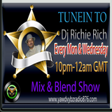 DJ Richie Rich Yawd Vybz 876 Radio Show 07/12/16 Dedicated in memory of Uncle Cecil Austin