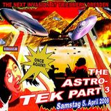 Rinse (Live PA) @ The Astro-Tek Part 3 - Triebwerk Dresden - 05.04.2008