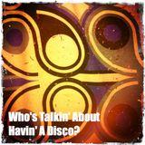 #5 wine session : Thomas Dusseune - Who's Talkin' About Havin' A Disco? @ Balthazar