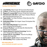 Phil Marriott #InTheMix 25th May 2014 (Gaydio)