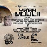 Clarian - Live at Ya'ah Muul II, Jungle, The BPM Festival (11-01-2016)