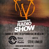 Steve Lawler - VIVa Warriors Radio Show - 28-Sep-2014