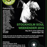 Lighthouse All-Nighter mix, Stockholm Soul Weekender 2015
