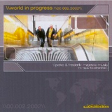 Pako & Frederik - world in progress compilation cd - 2001