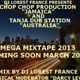 New**2013** Mixtape Preview Song From Chop Chop & Tanja Dub Station