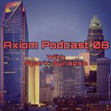 Axiom Podcast 08 - Beach Glow Festival Edition