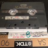 Matrix Crew - Chris Anderson on KTRU 91.7 Houston - early 90s - Jungle/D&B/Gabber