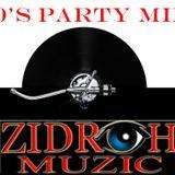 90's Party Mix (Club) by ZidrohMusic