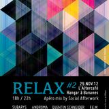 RELAX #2 by Social Afterwork - SUBARYS