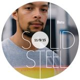 Solid Steel Radio Show 11/9/2015 Hour 1 - Batu