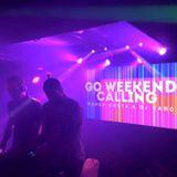Live set GO!Weekend Calling (El sotano Madrid)