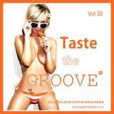Vol 030 - Taste the Groove - August 2014