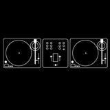2 Turntables  & No Microphones