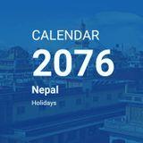 ALEX THAPALIYA - CALENDAR_2076_NEPAL_HOLIDAYS