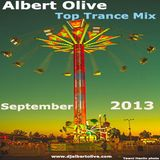 Albert Olive - Top Trance Mix September 2013