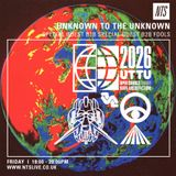 UNKNOWN TO THE UNKNOWN W/ DJ OCTOPUS, STEVE MURPHY & FOOLS - 22nd July 2016