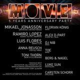 Luke Sun @ 5 Jahre Move, Dora, Frankfurt [22.03.2015]