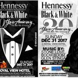 HENNESSY BLACK N WHITE 20TH ANNIVERSARY AT ROYAL VIEW 31.12.17 PART1