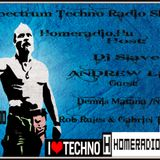 ANDREW LIVE [HUN] Spectrum Techno Radio Show #08 Pt1