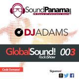 Global Sound! 003 - Radio Show