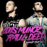 Luis Muñoz & Raul Deep - Tech House Promo Mix Junio 2013
