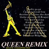 QUEEN REMIX (Freddie Mercury,Brian May,john Deacon,Mike Grose,Roger Taylor,Doug Bogie,David Bowie)
