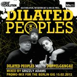 Dilated Peoples meets Doppelgangaz mixed by Grzly Adams