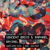 Vincent Brijs & Raphael pres. Bryzael at We Are Various | 10-04-19
