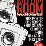 Cris Herrera Live @ The End Up (Rhythm Room 10 . 2013)