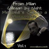 Callegari by night - Vol.1   Selected and Mixed by Claudio Callegari