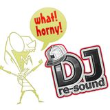 DJ re-sound - what! horny!