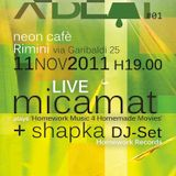 X Beat 01 - Shapka