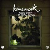 Keinemusik Radio Show by Reznik 11.08.2017