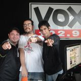 RHB - Live in Radio Vox 102.9 FM (Previa Exclusive Fest)