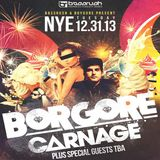 Carnage - Live at Hollywood Palladium (Los Angeles) – 31.12.2013