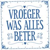 Poke - Vroeger Was Alles Beter (Warm-Up Mix)