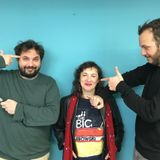Χίλντα Παπαδημητρίου - Συνέντευξη στους Laternative @ En Lefko 87.7