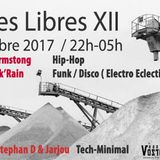 Platines Libres XII - @ Gravière - Geneva / Littlehouse-BPM w/ Armstrong
