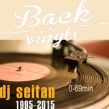 back to vinyls || dj seitan two decades pick & mix || 1st 68min