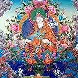 Repousar na natureza livre e luminosa: Alegria, Equanimidade e Mandala.
