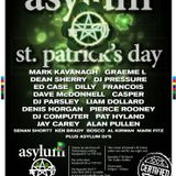 Senan Shortt Asylum Reunion Paddy's Night 17/03/2012