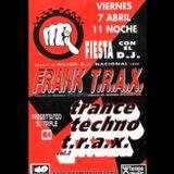 Frank Trax @ Jazz Berri (Pres. Trance Techno Trax, 07-04-00)